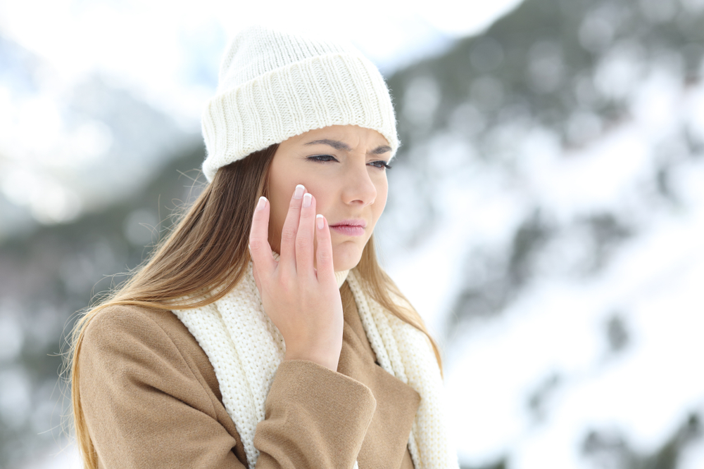 Dry Skin can be tight and itchy