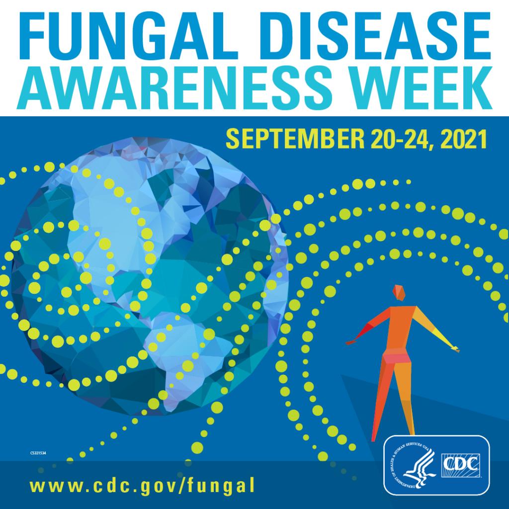 fungal disease awareness week infographic